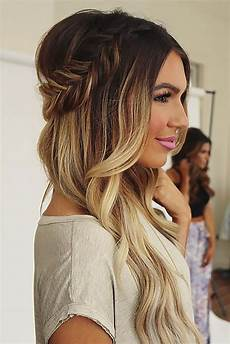 hairstyles for with hair for 25 modish ombre wedding hairstyles my stylish zoo