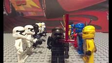 Lego Wars Malvorlagen Ninjago Lego Ninjago Vs Lego Wars 7 Kylo Ren Animation