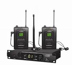 Audio2000 S In Ear Audio Monitor System