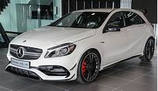 Mercedes Amg A45 Facelift In M Sia 381 Hp Rm349k