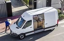 New 2019 Mercedes Benz Sprinter Van Goes For Lower Price