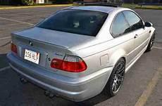 buy used 2002 e46 bmw m3 titanium silver color in methuen