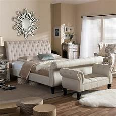 Bedroom Decor Ideas With Furniture by Home Decorators Collection Gordon King Sleigh Bed