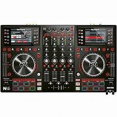 dj equipment clearance numark nvii dj controller musician s friend