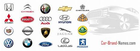 List Of Car Brands  2019 2020 Release And Reviews