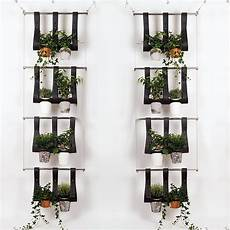vertikaler garten balkon vertical balcony friendly hanging planter system