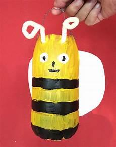 Bienenlaterne Aus Einer Plastikflasche Schneller Basteltipp