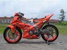 Modifikasi Motor Crypton by Displayer Big Motorcycle Modifikasi Yamaha Crypton 1998