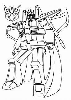 Kumpulan Gambar Mewarnai Transformer