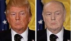 donald haare donald minus the bad comb wig the hair dye