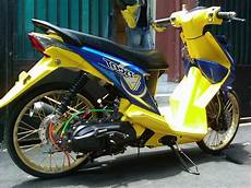 Modifikasi Beat Fi 2018 by 50 Gambar Modifikasi Honda Beat Thailook Style 2017