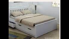 Tempat Tidur Minimalis Dari Kayu Jati Desain Terbaru