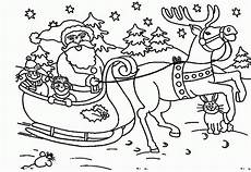 free coloring pages santa claus coloring home