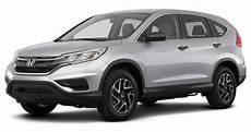 2016 Honda Cr V Reviews Images And Specs