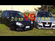 golf 5 140 cv tdi black vs golf v 1 9 tdi allest r32