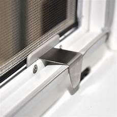 Fliegengitter Metall Mit Rahmen 187 F 252 R Fenster Und T 252 Ren