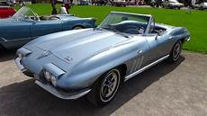1962 1967 Chevrolet Corvette C2 Sting Exterior And