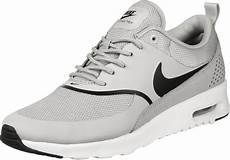 nike air max thea w shoes grey black