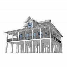 coastal house plans on pilings amazingplans com house plan dt0034 sanibel beach