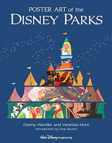 item of the day poster art of the disney parks oh my disney