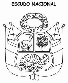 escudo perupara pintar de peru imagui resultado de escudo del peru colorear digital escudo peru adornos
