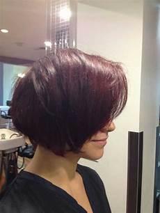 unique hair colors on short haircuts