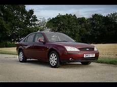 2002 Ford Mondeo 2 0 Zetec Review