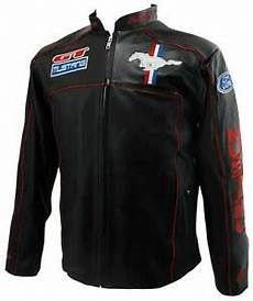 ford mustang jacket leather