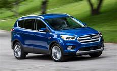 2017 ford escape 1 5l ecoboost fwd test review car and