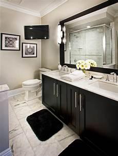 black grey and white bathroom ideas photo page hgtv