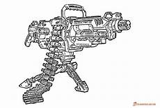 Ausmalbilder Zum Ausdrucken Nerf Nerf Kleurplaat Nerf Coloring Sheet Search Nerf Gun
