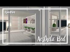 Bed Room Bloxburg Small Bedroom Ideas by Roblox Bloxburg Aesthetic Bed Tutorial