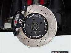ecs news audi b8 s4 s5 2 piece brake rotors