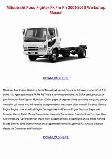 electric power steering 2004 mitsubishi eclipse navigation system mitsubishi fuso fighter fk fm fn 2003 2010 wo by asia hafter issuu