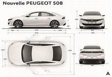 Peugeot 508 Dimensions Voitures De Collaborateurs Ds Peugeot Citroen Peugeot 508