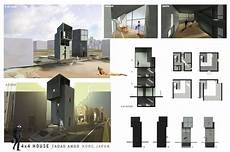 tadao andao 4x4 house rendering by wes strain arch pinterest houses and 4x4