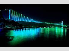 Bosphorus Bridge Full HD Wallpaper and Background Image