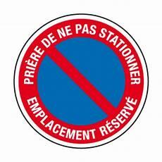 Ci4 Panneau Interdiction De Stationner Emplacement