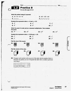 8th grade math practice worksheet