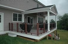 deck roof project 30 wow decks