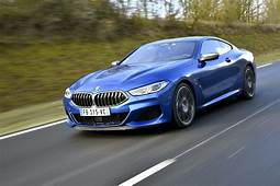BMW M850i XDrive Coupe In Sonic Blue