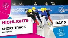 highlights day 5 i track 1000m winter