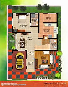 plans of houses kerala style kerala style contemporary villa elevation and plan at 2035