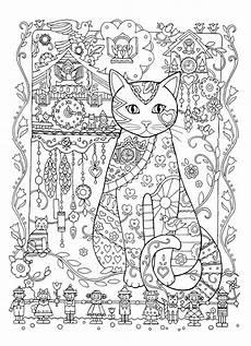 Ausmalbilder Erwachsene Katzen Ausmalbilder Katzen Kostenlose Malvorlagen Zum