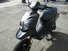 2004 peugeot trekker 50 moped ped road blue black low