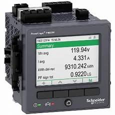 Metsepm8240 Powerlogic Pm8000 Pm8240 Panel Mount Meter