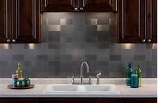 stainless steel backsplash a sleek shine for a modern