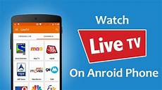live tv how to live tv on android for free