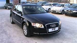 2006 Audi A4 Avant 20 TDI Multitronic Full ReviewStart