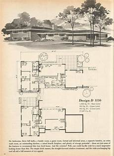 tri level house plans 1970s the house plans are from home planners 180 multi level